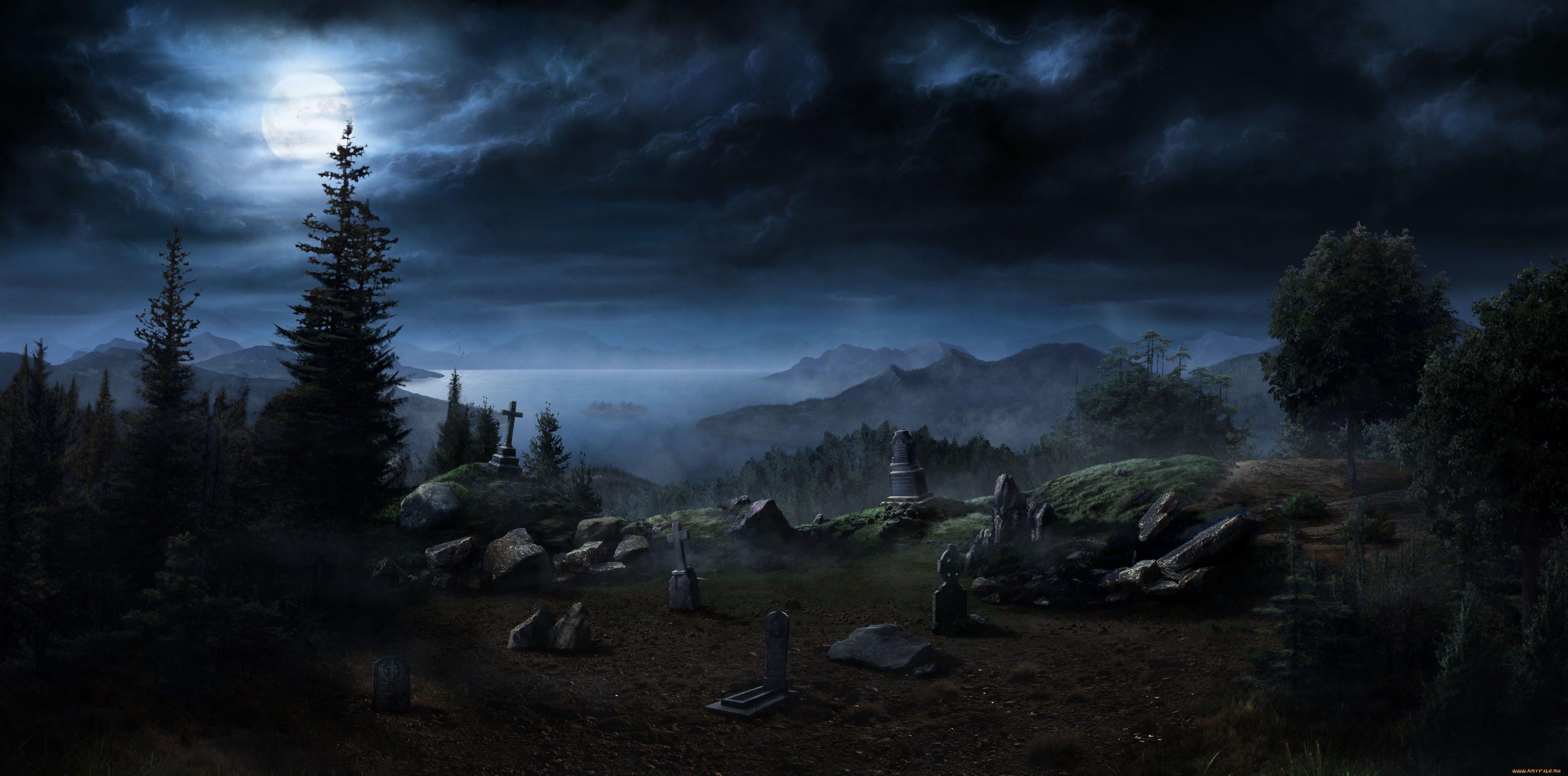 Кладбищенская энергетика